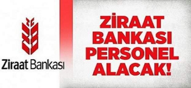 Ziraat Bankası personel alımı 2016 - Başvuru şartları ve detaylar