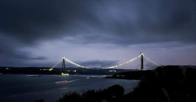 3. köprüde sona 55 metre kaldı