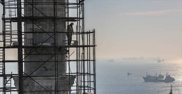 Sultanahmet'in tarihi minaresi yeniden inşaa ediliyor