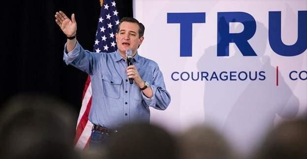 ABD'de Cumhuriyetçilerin ilk ön seçiminin galibi Cruz oldu
