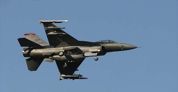 ABD'den Pakistan'a 8 adet F-16