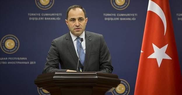 'ABD'nin Türkiye ile terör örgütünü aynı kefeye koymasını hayretle karşıladık'