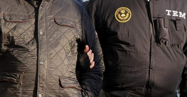 Antalya merkezli FETÖ/PDY operasyonunda 3 tutuklama