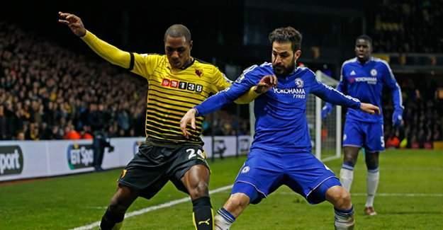 Chelsea-Watford maçında hayal kırıklığı...