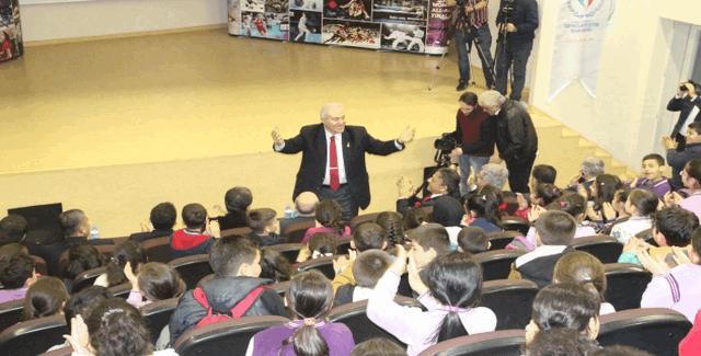 Çocuklara spor kültürü aşılanacak