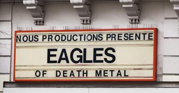 Eagles of Death Metal 3 ay sonra Paris'te konser verecek