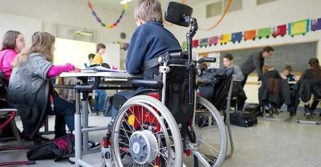 Engelli eğitimine katkı miktarlarına tebliğ resmi gazetede