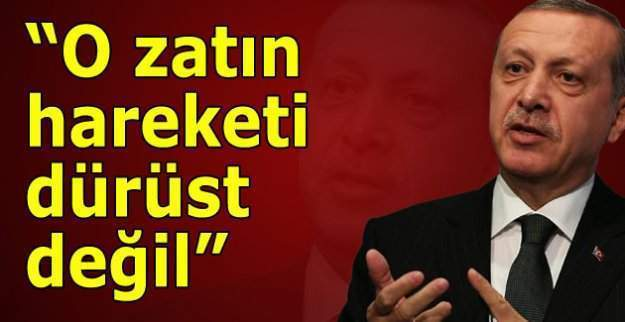 Erdoğan'dan sert Bülent Arınç yorumu