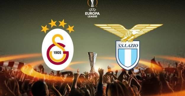 GS Lazio maçı saat kaçta? Galatasaray maçı hangi kanalda? GS maçı Canlı izle, Maç yorumları