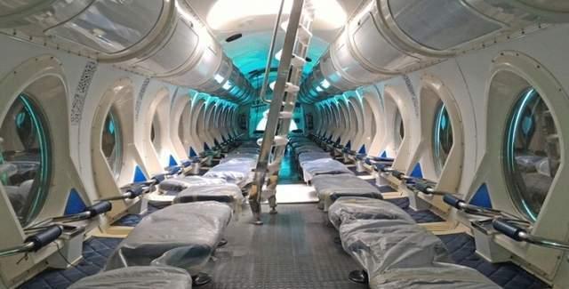 İlk turistik denizaltı Antalya'da