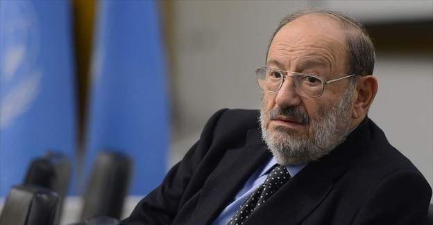 Umberto Eco hayatını kaybetti