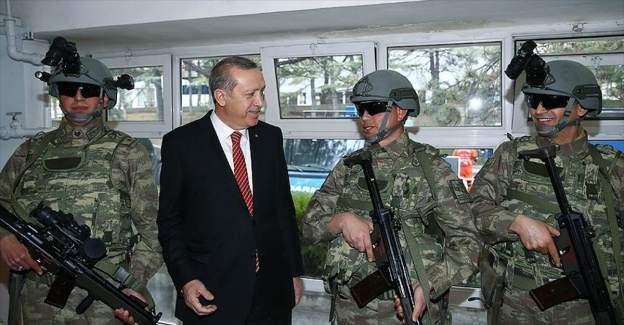 'Jandarmamızın tecrübesi pek az güvenlik biriminde mevcut'