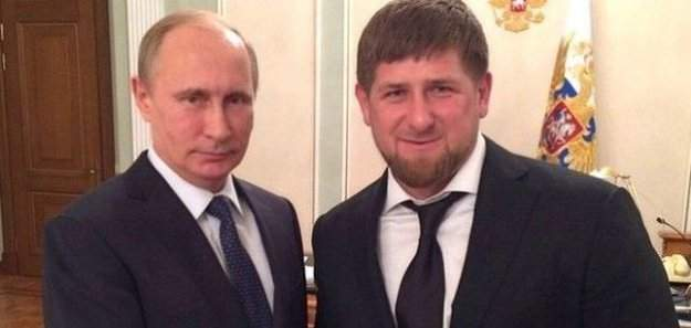 Kadirov'un komandoları Putin'in ajanları