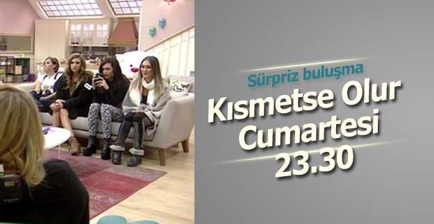Kısmetse Olur 20 Şubat sürpriz buluşma izle, Kısmetse Olur 104. bölümde hayranlar eve geldi, fanlarla hayranlar buluştu