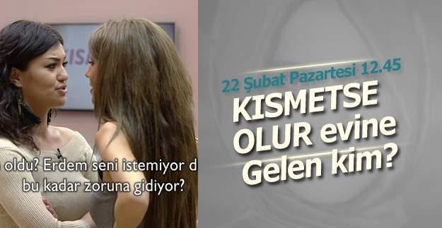 Kısmetse Olur evine yeni gelen kim damat adayı kim Batuhan Cimilli kimdir 22 Şubat Pazar Haftanın finali