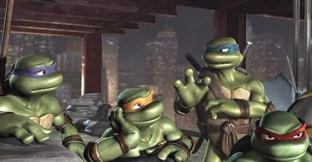 Ninja Kaplumbağalar: Gölgelerin İçinden 3 Haziranda vizyonda