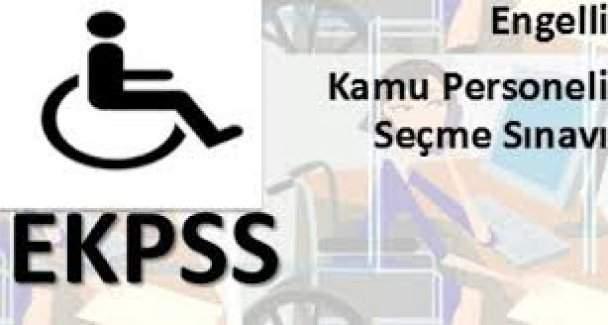 ÖSYM' den EKPSS adaylarına duyuru