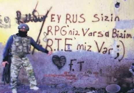 Özel harekatçılardan Erdoğan'a destek
