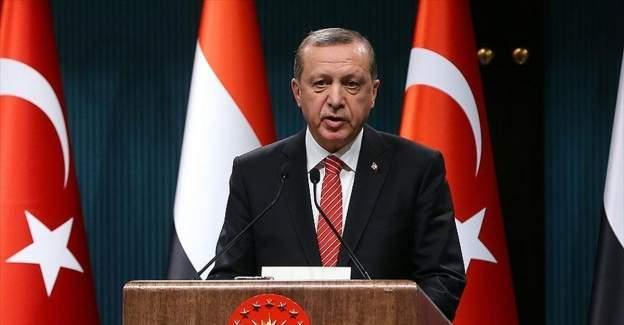 Erdoğan, 'PYD ve YPG birer terör örgütüdür'