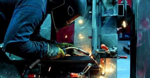Sanayi üretim endeksinde yüzde 4,5 artış oldu