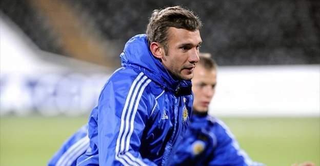 Shevchenko milli takıma döndü