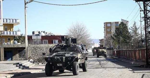 Şırnak İdil'de 4 terörist etkisiz hale getirildi