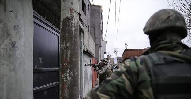 Cizre'de 10 terörist etkisiz hale getirildi