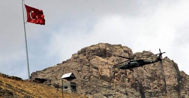 Terör örgütü PKK'nın bombalı tuzakları