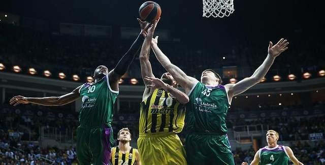 THY Avrupa Ligi'nde  Fenerbahçe fırtınası devam ediyor