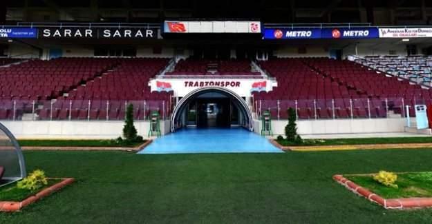 Trabzonspor'a Akhisar maçı pahalıya mal oldu