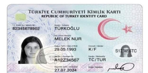 Yeni kimlikler, pasaport yerine de kullanılabilecek