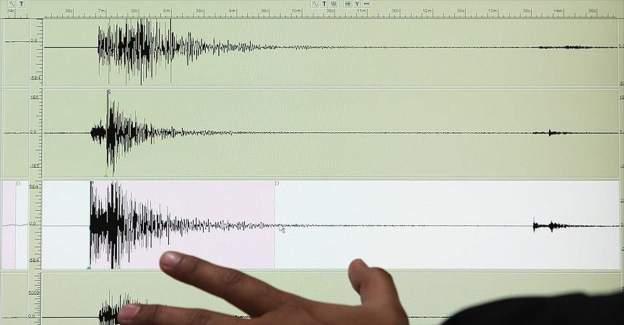 Yeni Zelanda'da 6,2 büyüklüğünde deprem