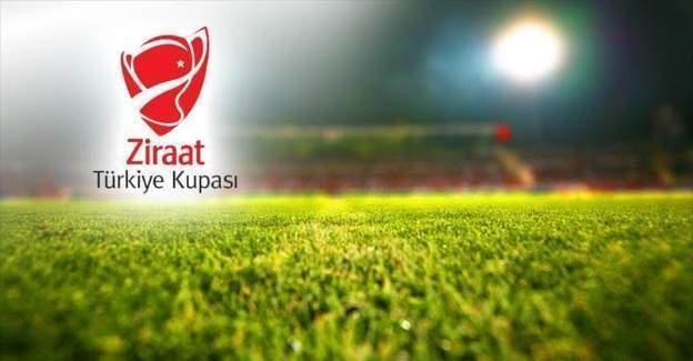 Ziraat Türkiye Kupası çeyrek final programı belli oldu