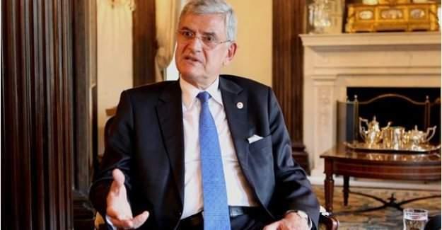 AB Bakanı Bozkır'ın vize ve mülteci açıklaması