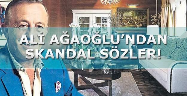 Ali Ağaoğlu'ndan tepki çeken Taksim yorumu, işte Ali Ağaoğlu'nun sözleri