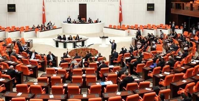 AK Parti'den CHP'ye randevu talebi
