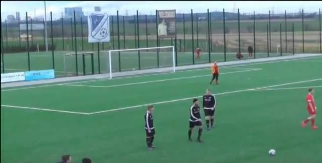 Almanya Türk oyuncunun attığı golü konuşuyor