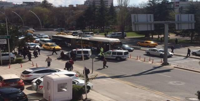 Ankara Kızılay'daki bomba ihbarı ile ilgili Emniyetten açıklama