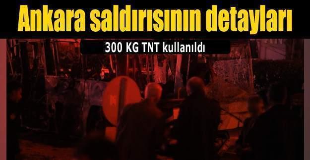 Ankara Kızılay patlamasının ayrıntıları belli oldu