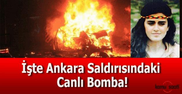 Ankara saldırısını gerçekleştiren terörist Cumhuriyet muhabiri iddiası