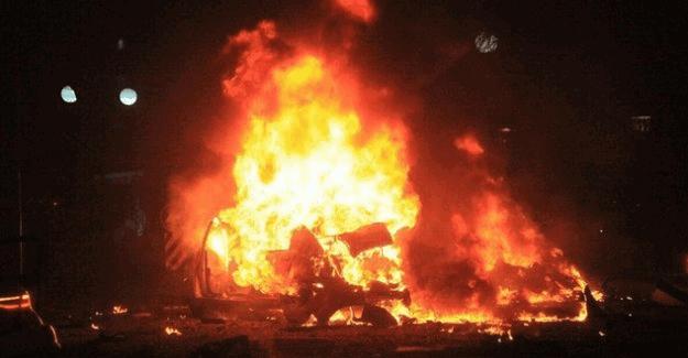 Ankara saldırısını gerçekleştirenlerin 1'i erkek, 1'i kadın