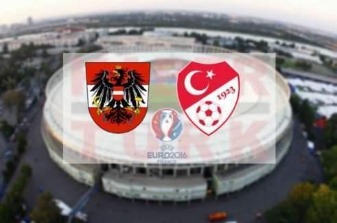 Avusturya Türkiye maçı hangi kanalda, saat kaçta?