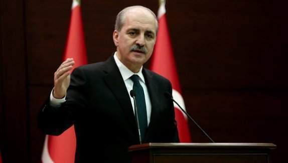 Başbakan Yardımcısı Kurtulmuş, İstanbul'daki patlamayla ilgili konuştu