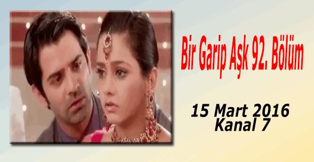 Bir garip ask 92. Bölüm fragmanı yayınlandı - Arnav ve Khushi'yi bekleyen büyük sürpriz ne?