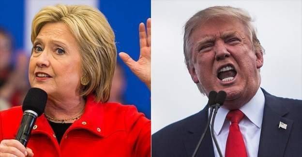 Clinton mı? Trump mı?