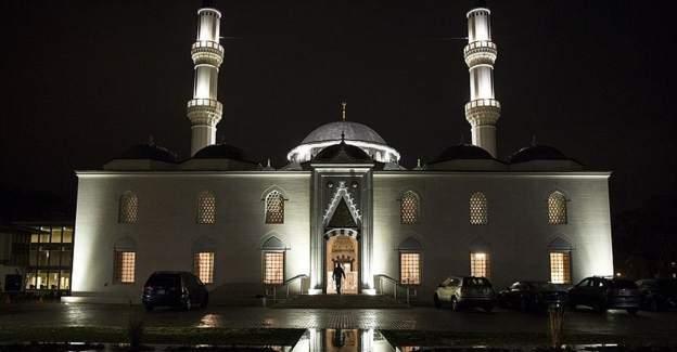 ABD'nin ilk Türk İslam merkezini Cumhurbaşkanı Erdoğan açacak