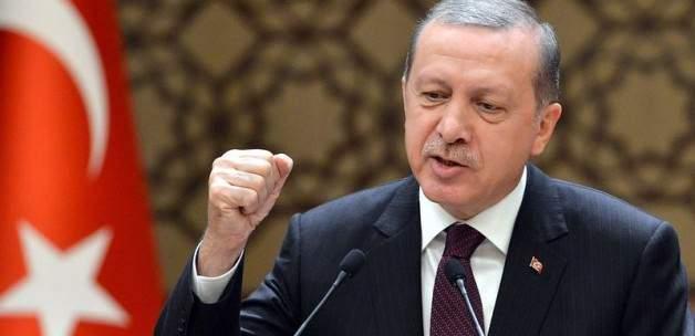 """Cumhurbaşkanı Erdoğan: """"Suriye'nin kuzeyine biz bir şehir kuralım"""""""