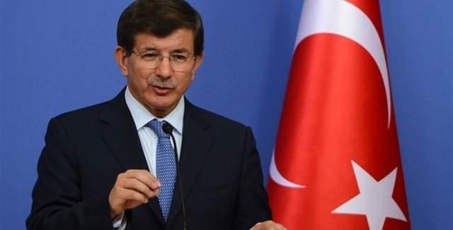 Davutoğlu'ndan Belçika'ya PKK sitemi