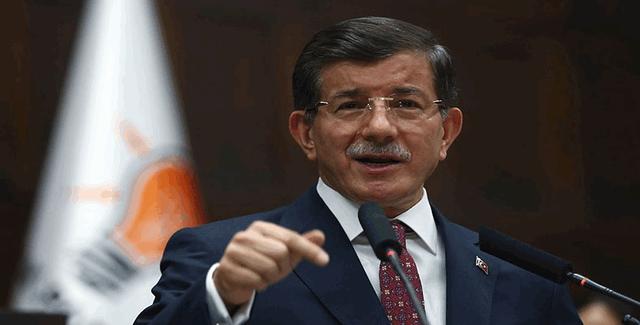 Davutoğlu: 'O CHP'lilerin kamuoyuna bir özür borcu var '