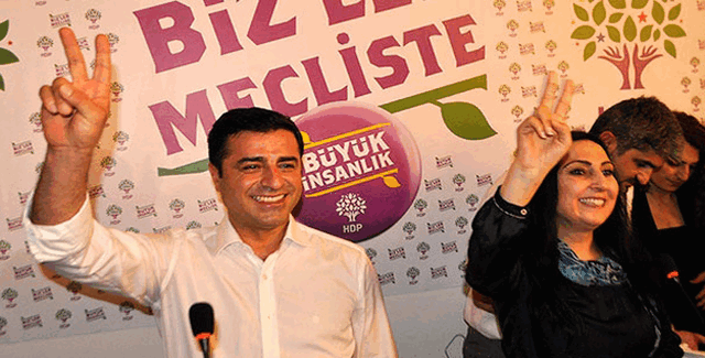 Demirtaş, Yüksekdağ ve 5 HDP'li vekilin fezlekeleri Başbakanlık'ta
